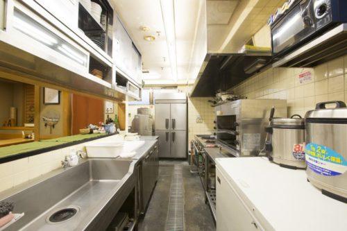 飲食店厨房